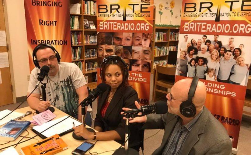 StressDoc on BRITE Radio/Facebook Livestream